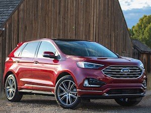 foto Ford Edge 2.0L SEL 4x4
