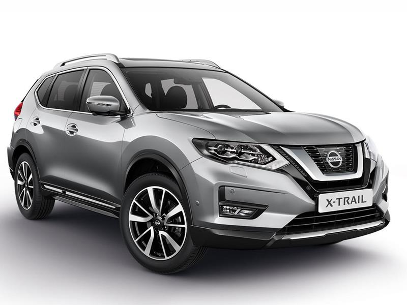 Nissan X-Trail Exclusive 2.5 4x4 CVT nuevo color A eleccion precio $5.228.800