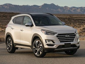 foto Hyundai Tucson Limited Tech (2020)