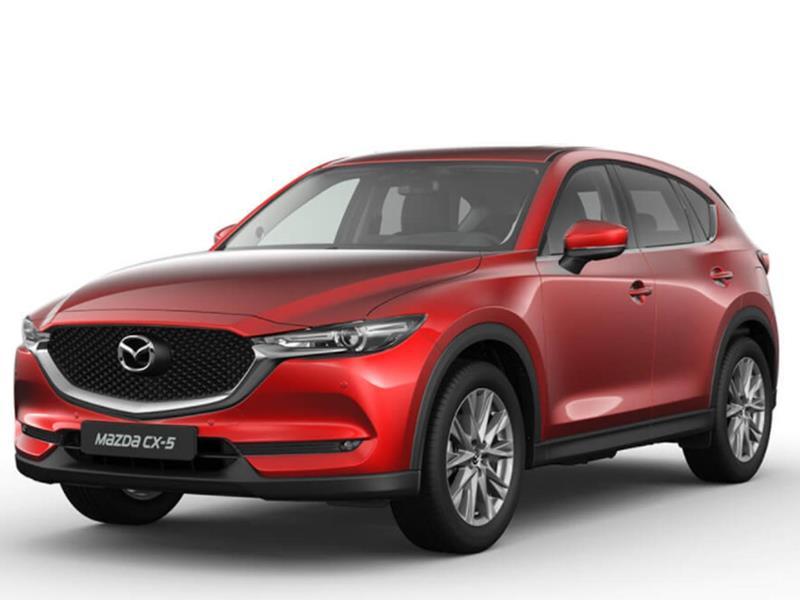 Mazda CX-5 2.0L R Aut AWD nuevo precio $19.590.000