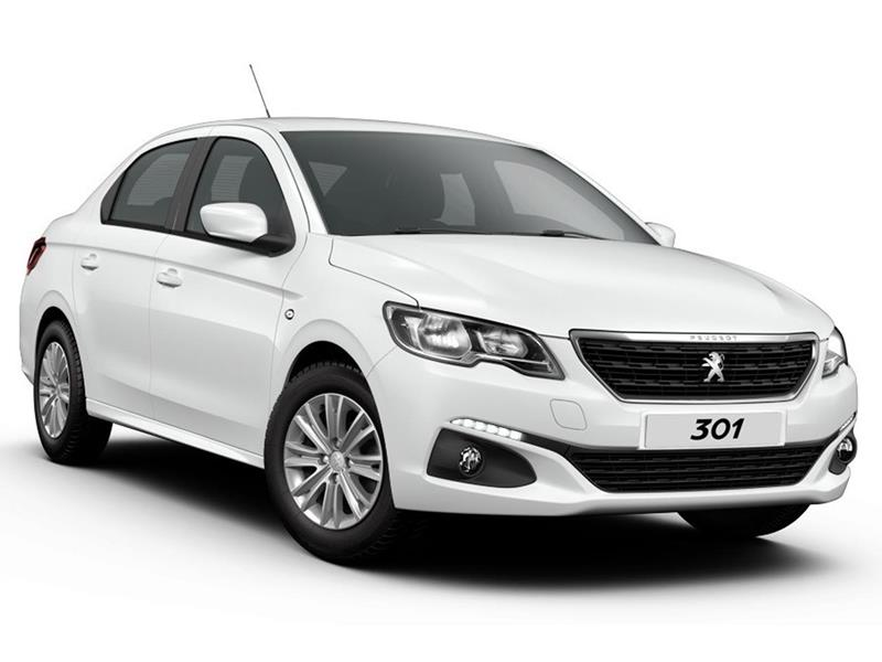 Peugeot 301 1.6L Active HDi 92HP nuevo precio $12.390.000