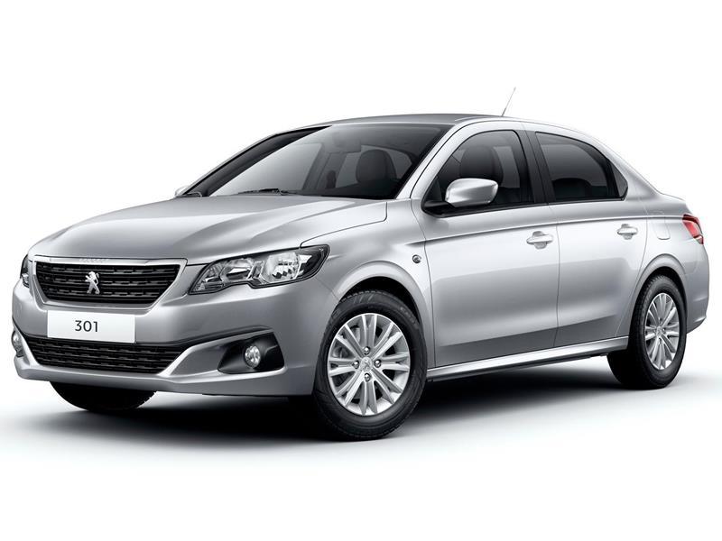 Peugeot 301 1.6L Active nuevo color A eleccion precio $256,900