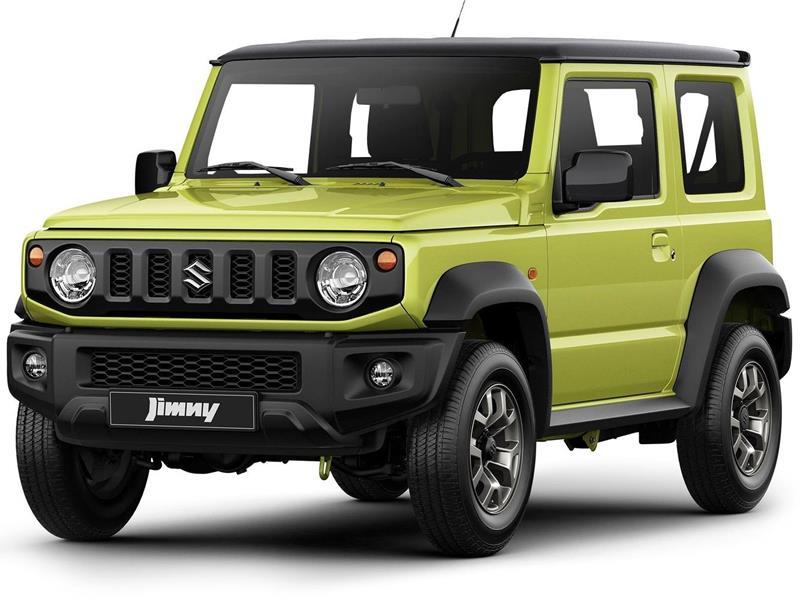 foto Suzuki Jimny GLX bi-tono nuevo color A elección precio $410,990