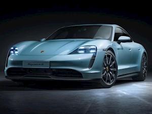 Porsche Taycan Turbo nuevo color A eleccion precio $3,348,000