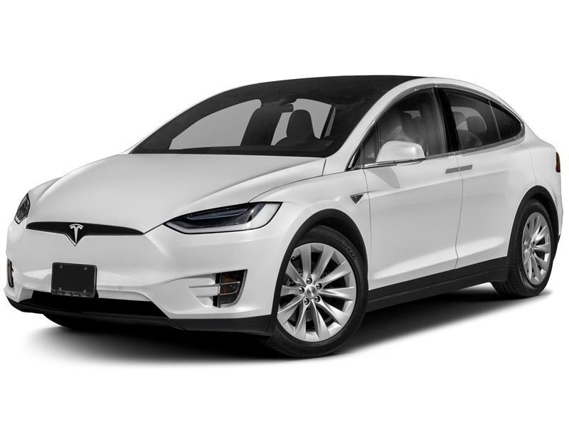 Tesla Model X Long Range Plus nuevo color A eleccion precio $2,099,900