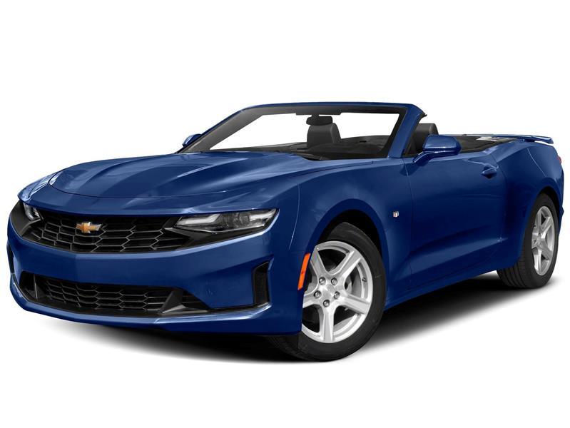 Chevrolet Camaro ZL1 Convertible Aut  nuevo color A eleccion precio $1,815,500