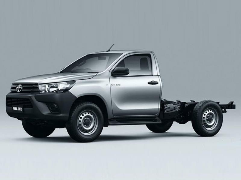 Toyota Hilux 4X2 Cabina y Chasis DX 2.4 TDi nuevo color A eleccion precio $2.284.300