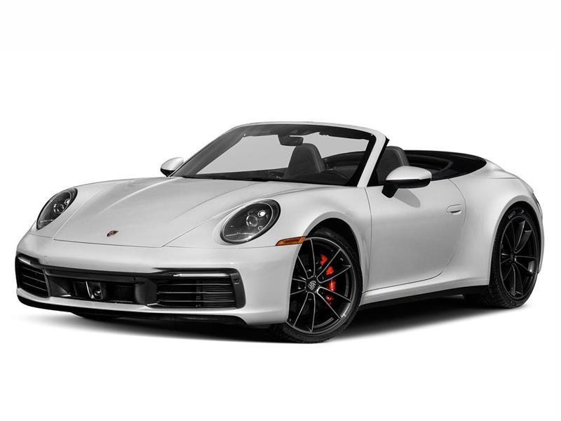 foto Porsche 911 Targa 4S Aut (2021)