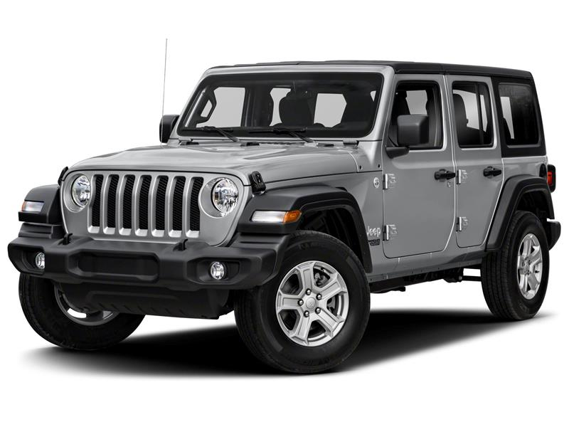 Jeep Wrangler Unlimited Unlimited Sport S Mild-Hybrid Aut nuevo color A eleccion precio $831,900