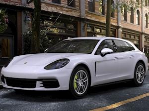 foto Porsche Panamera 4 E-Hybrid Sport Turismo (2020)