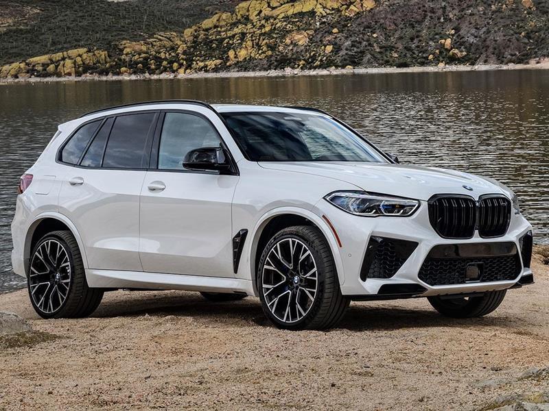 BMW Serie M X5 M Competition nuevo color A eleccion precio $2,315,000