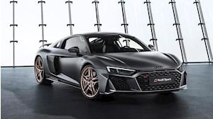Audi R8 Decennium nuevo color Gris precio $4,200,000