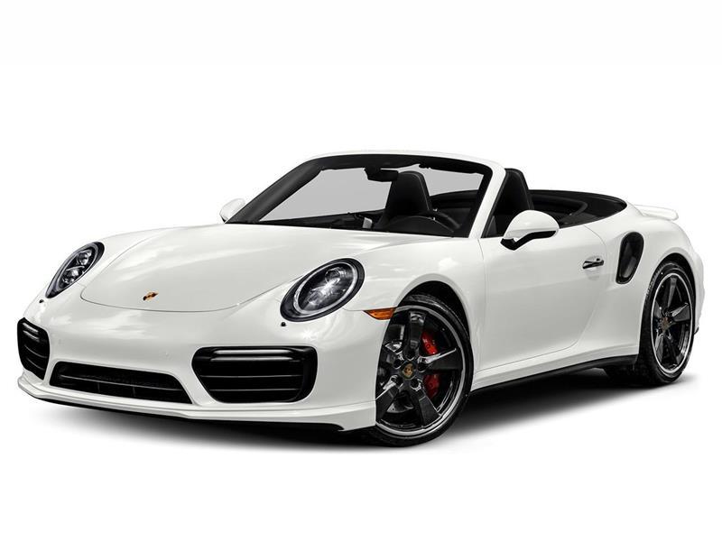 foto Porsche 911 Turbo Aut Cabrio (2021)