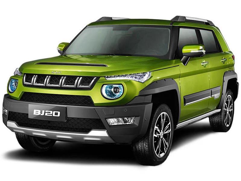 BAIC BJ20 Top Aut nuevo color A eleccion precio $453,900