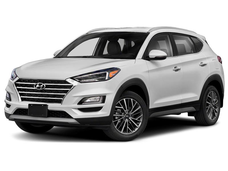 foto Hyundai Tucson Limited Tech (2020)
