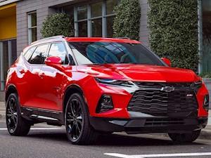 Chevrolet Blazer Rs Nuevo Precios Y Cotizaciones