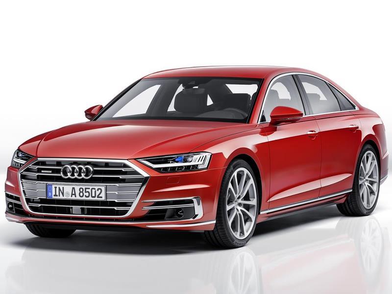 Audi A8  L 60 T FSI Quattro nuevo color A eleccion precio u$s304.000