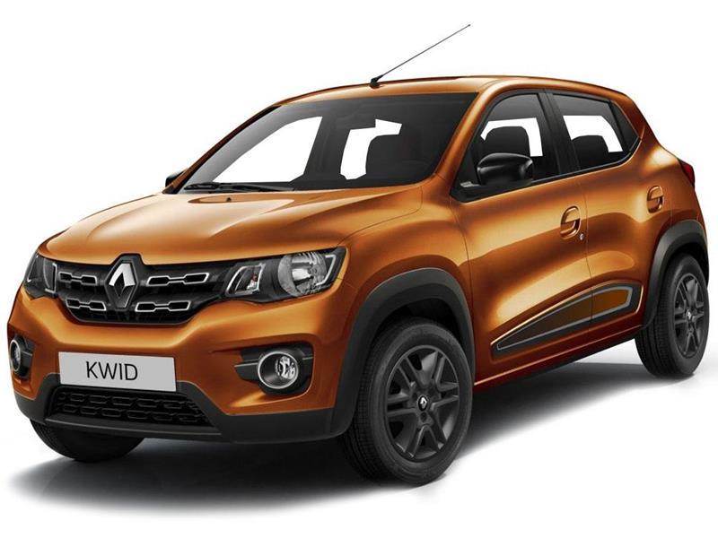Renault Kwid Iconic nuevo color A eleccion precio $197,900