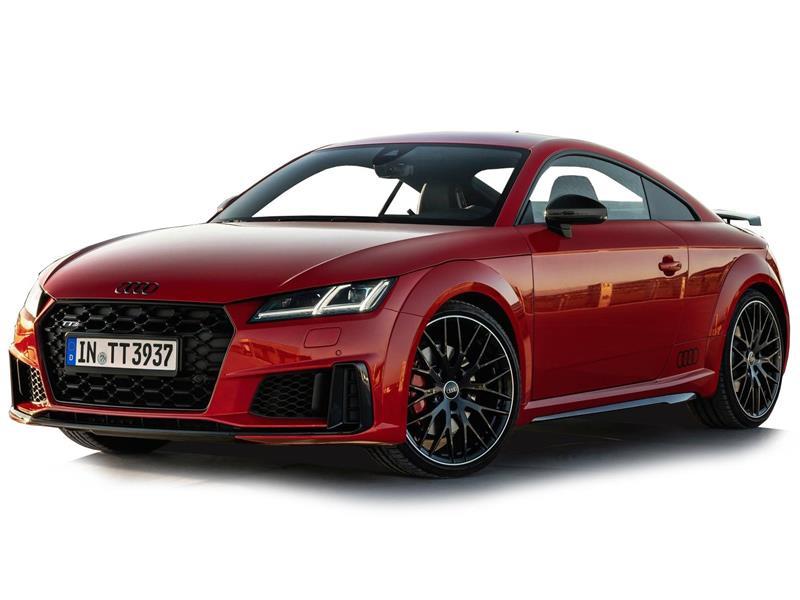 Audi TT 2.0T S Tronic  nuevo financiado en mensualidades(enganche $53,777 mensualidades desde $24,034)