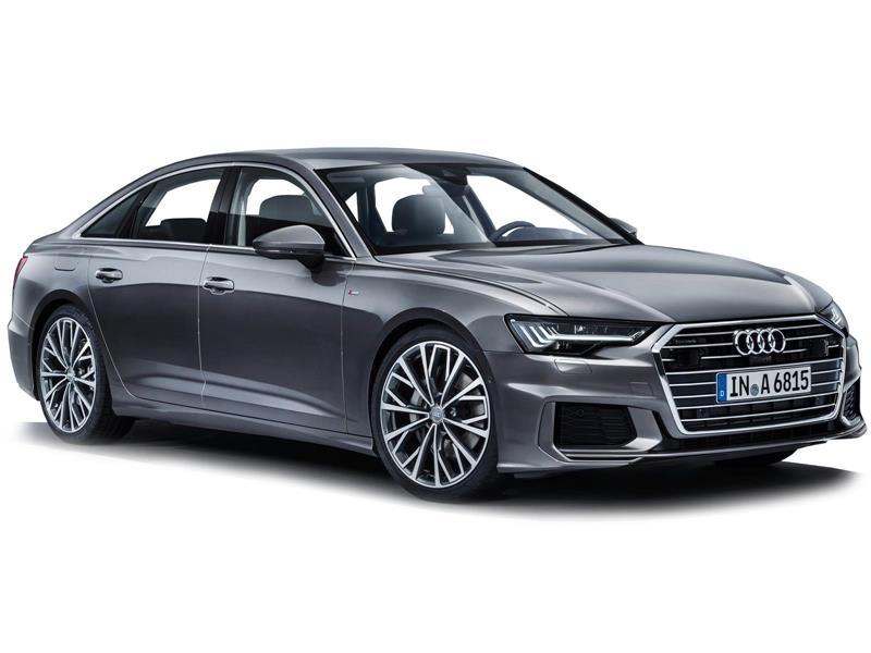 Audi A6 2.0T Select  nuevo financiado en mensualidades(enganche $201,980)