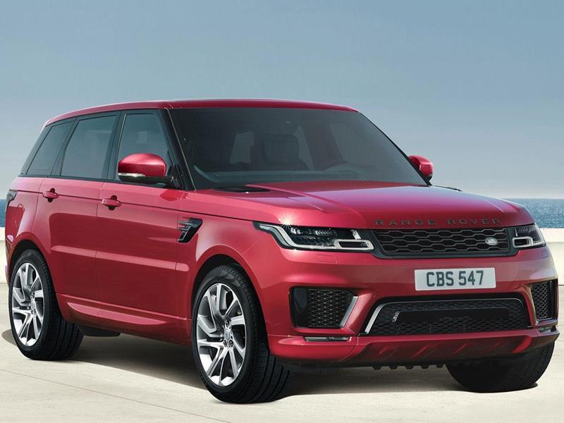foto Land Rover Range Rover Sport Autobiografhy Dynamic P400 PHEV (2021)