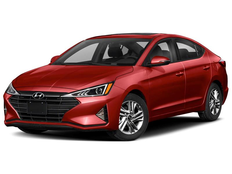 foto Hyundai Elantra GLS (2020)