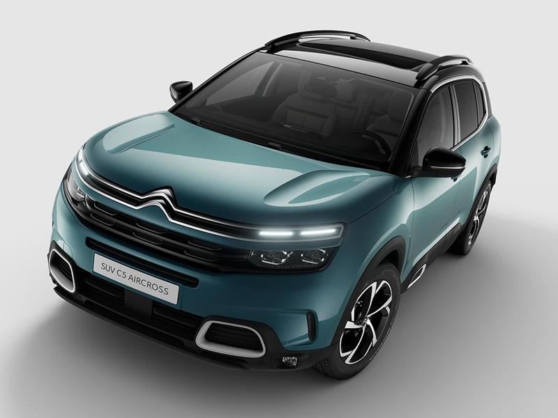 foto Citroën C5 Aircross THP 165 Feel Pack Aut (2020)