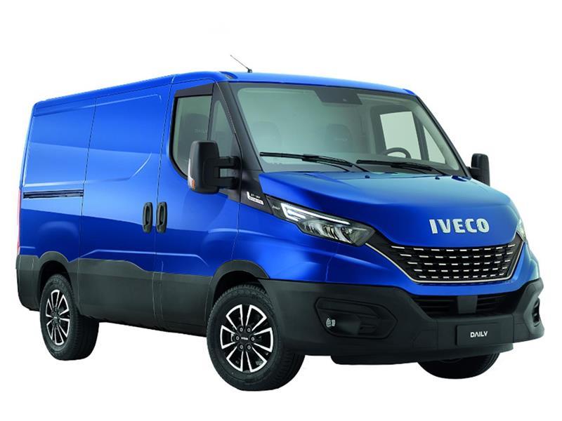 Iveco Daily Furgon 30-130 H1 7,33 Plus nuevo color A eleccion precio $3.642.959