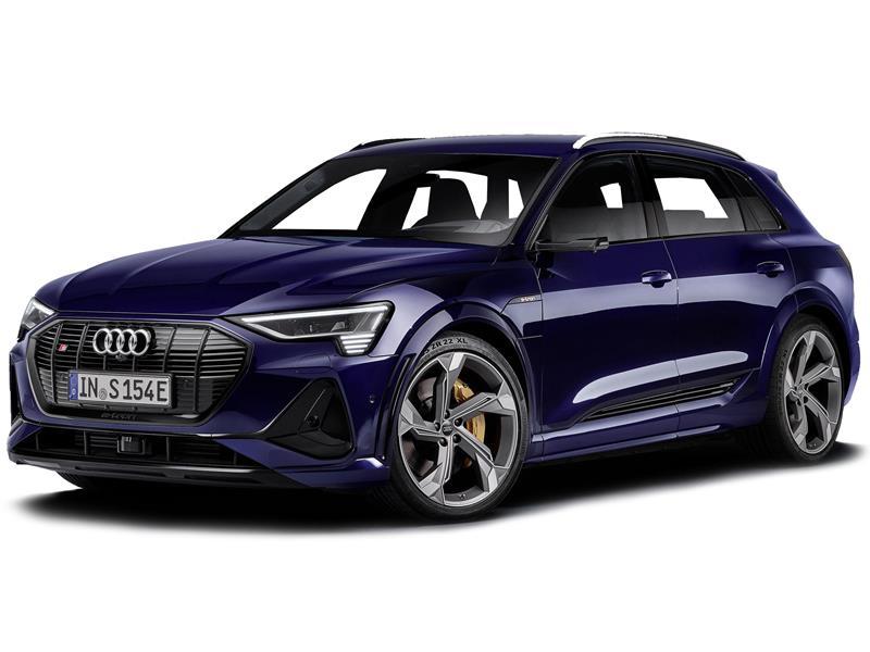 Audi e-tron 55 SB S line quattro nuevo color A eleccion precio $2,019,900