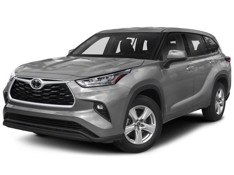 Toyota Highlander LE nuevo color A eleccion precio $642,400