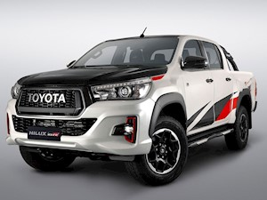 Toyota Hilux GR Sport 4x4 V6 Aut nuevo color A eleccion precio $3.108.200