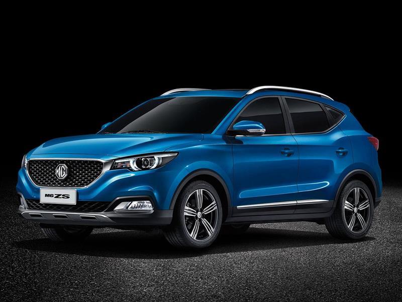 MG ZS Excite nuevo color A eleccion precio $350,900