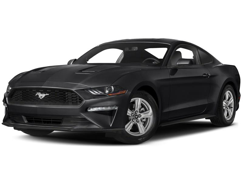 OfertaFord Mustang EcoBoost Aut nuevo color Negro precio $782,700