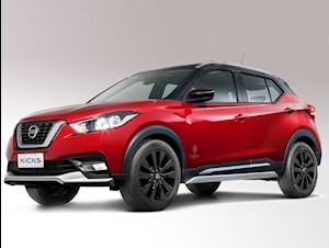 Nissan Kicks UEFA Champions League Edicion Limitada financiado en cuotas anticipo $1.160.000 cuotas desde $22.800