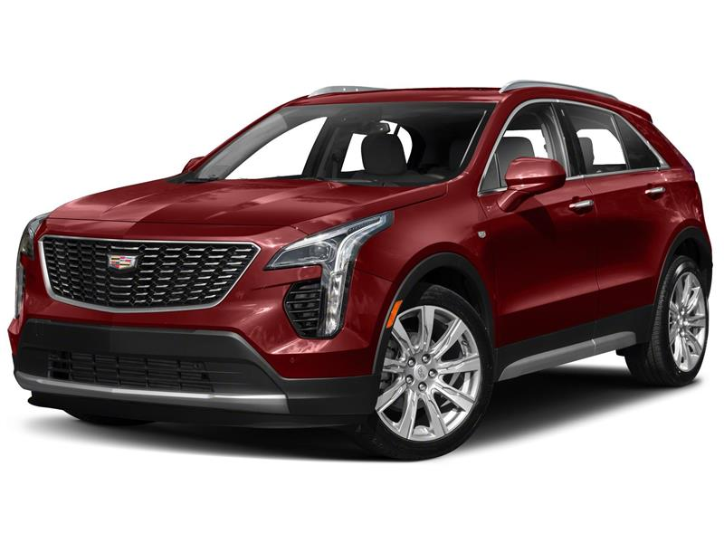 foto Cadillac XT4