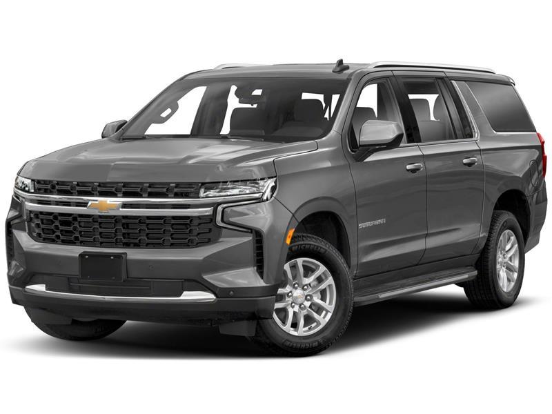 foto Chevrolet Suburban High Country (2021)