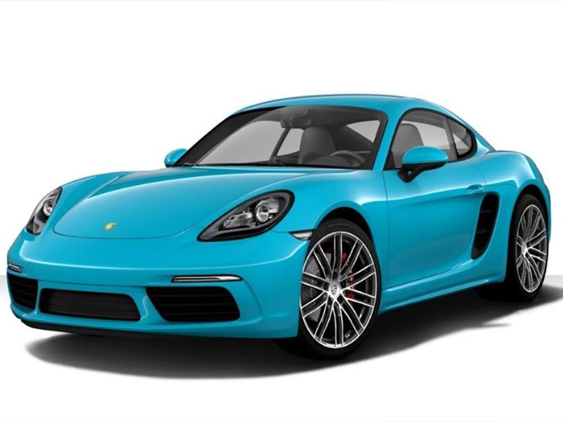 Porsche 718 Cayman GTS nuevo color A eleccion precio u$s117.900