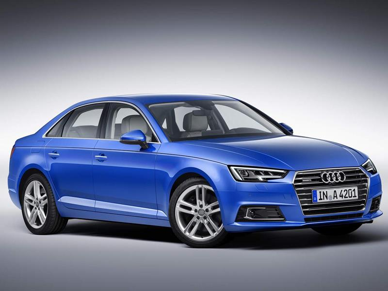 foto Audi A4 40 T FSI Advanced  (2021)