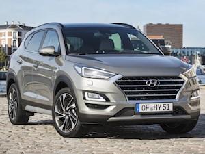 Foto Hyundai Tucson 4x4 1.6L Turbo Full Premium Aut  nuevo color A eleccion precio u$s53.500