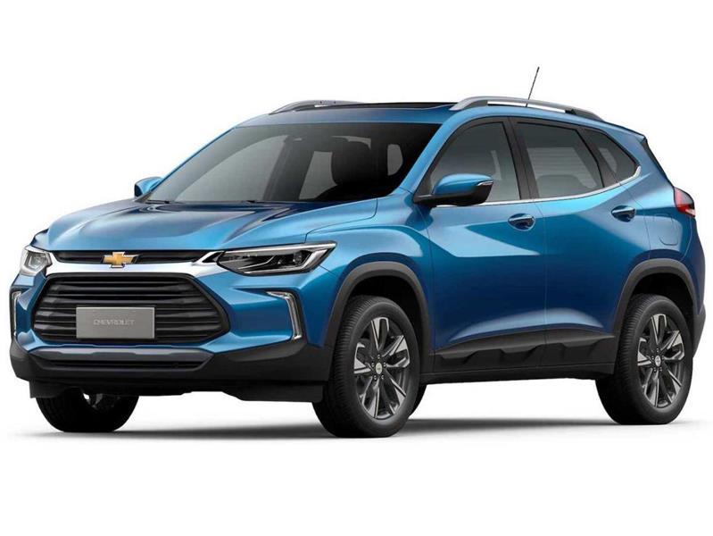 Chevrolet Tracker Turbo 1.2 LS nuevo color A eleccion precio $73.990.000
