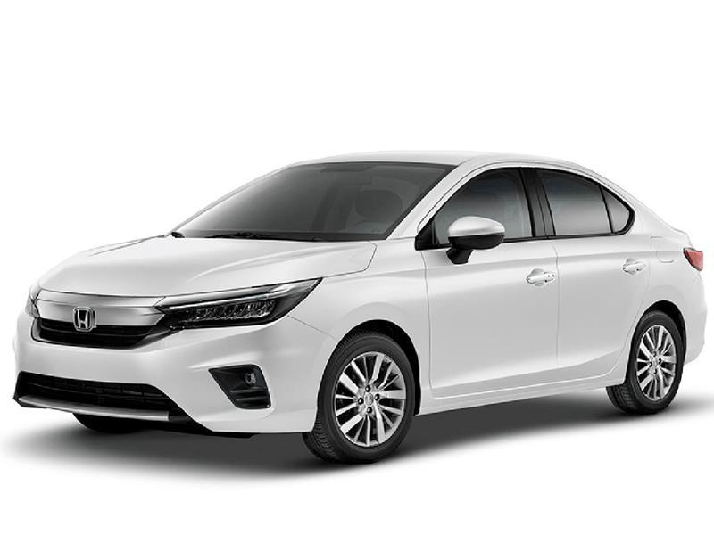 foto Honda City 1.5L EX Aut (2021)