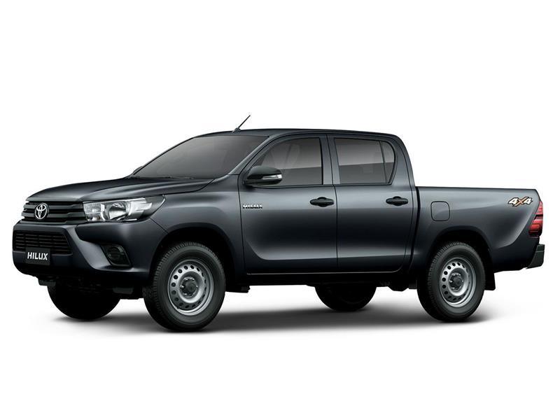 Toyota Hilux 4X4 Cabina Doble DX 2.4 TDi nuevo color A eleccion precio $3.624.000