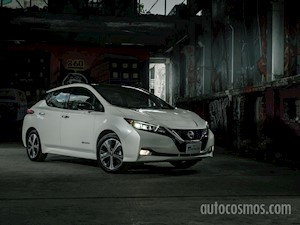 Nissan Leaf S 40 kW nuevo color A eleccion precio $702,000