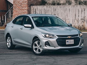 Chevrolet Onix LS financiado en mensualidades mensualidades desde $6,674