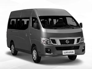 Foto Nissan Urvan 2.5L DX T-Alto 16Pas  nuevo color A eleccion precio u$s35,490