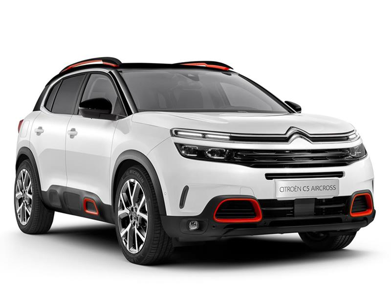 Citroen C5 Aircross THP 165 Feel Pack Aut nuevo color A eleccion financiado en cuotas(anticipo $938.000)