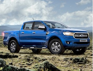 Ford Ranger XL Gasolina 4x2 financiado en mensualidades enganche $80,000