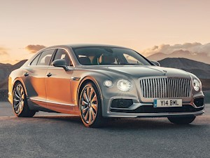 foto Bentley Flying Spur V8 (2020)