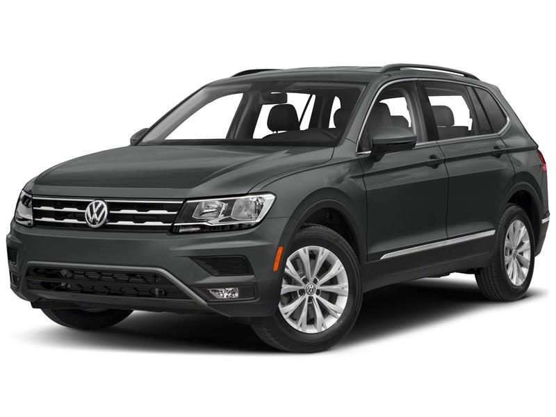 Volkswagen Tiguan Comfortline 5 Asientos nuevo color A eleccion precio $567,500