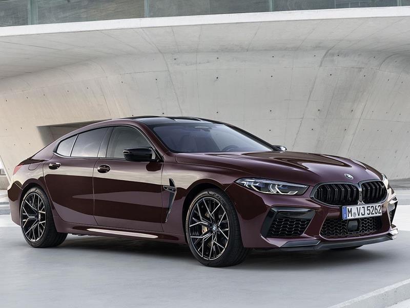 BMW Serie M M8 Gran Coupe Competition nuevo color A eleccion precio $3,015,000